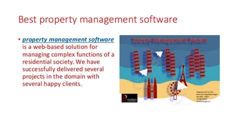 best property management software best property management software