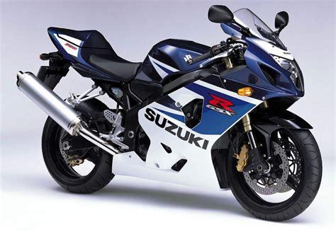 2005 Suzuki Gsxr 750 Review Suzuki Gsx R 750