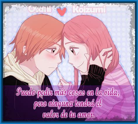 imagenes anime con fraces bonitas de amor y de amistad hermosas frases de amor anime archivos imagenes de anime