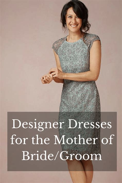 Designer Dresses for the Mother of Bride/Groom