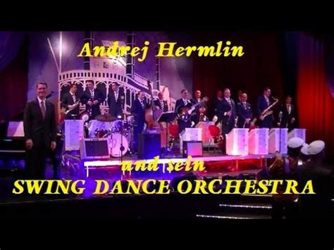 swing dance orchestra andrej hermlin und sein swing dance orchestra 2015 youtube
