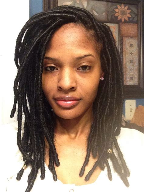 faux dreads with marley hair 28 best genie locs yarn wraps obsessed images on