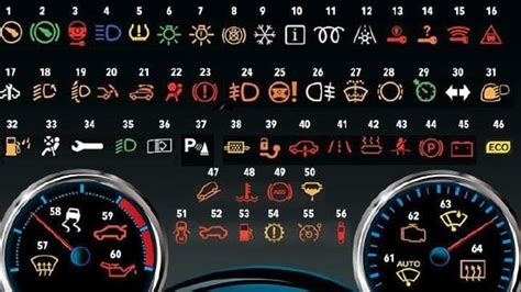 car electrical problems dashboard lights car dash warnings do you what these symbols