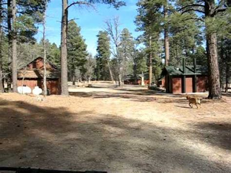 rock crossing campground coconino nat forest rv park  clints  az
