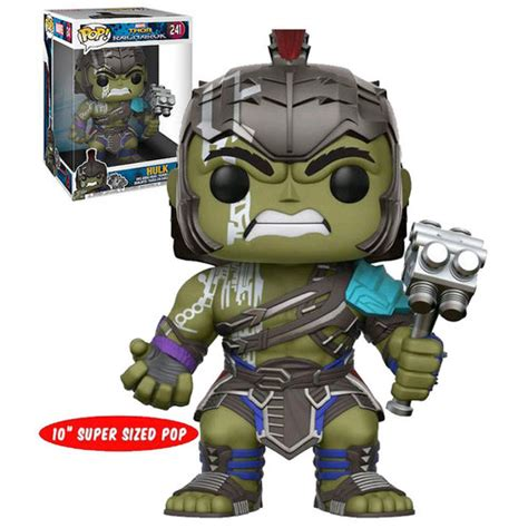 Funko Dorbz Marvel Thor 3 Ragnarok Thor Gladiator funko pop marvel thor 3 ragnarok 241 gladiator 10 quot sized pop new mint your