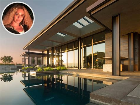 Beyonce House by Photos Inside Beyonce S 10 000 A Bowl Rental