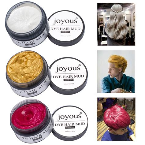 chalk paint colors for hair 1pc fashion hair color hair chalk set makeup temporary