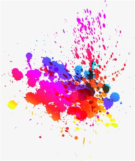 color splash color splash fashion vector color png and vector for