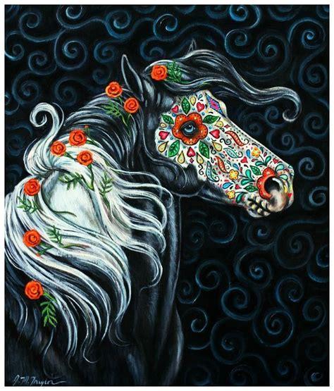 horse tattoo inspiration sugar skull horse tattoo inspiration tattoos and