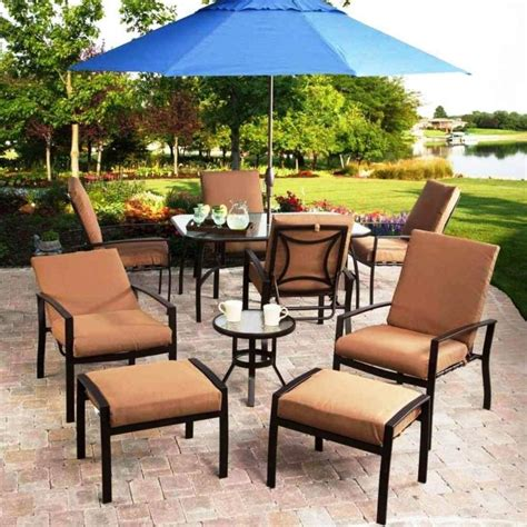 backyard tables furniture ideas jaclyn smith patio furniture this for all