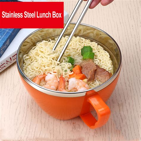 Sale Box Bento Sekat 5 Tutup ttlife sale stainless steel bento lunch box with handle for kid lunch box thermos for food
