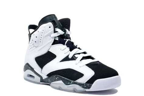cheap retro basketball shoes cheap air 6 retro oreo white black