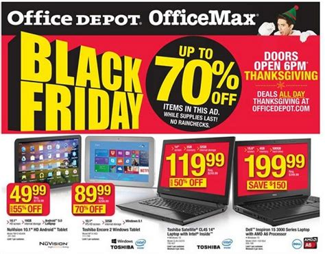 office depot coupons puerto rico adelanto del shopper de office depot office max black friday