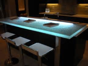 Contemporary Bar Table Glass Bar Top Contemporary Indoor Pub And Bistro Tables Toronto By Cbd Glass Studios