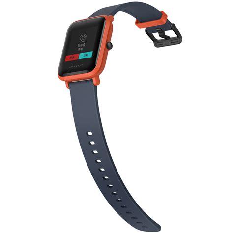 Smartwatch Bipbip smartwatch xiaomi smartwatch amazfit bip portocaliu 186508 quickmobile quickmobile