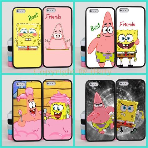 Spongebob Iphone 5 5s 5c 6 6s Plus Samsung Xiaomi Sony Mi5 bff iphone cases reviews shopping bff iphone cases reviews on aliexpress alibaba