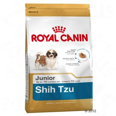 royal canin shih tzu junior royal canin shih tzu junior ugodno v zoohit