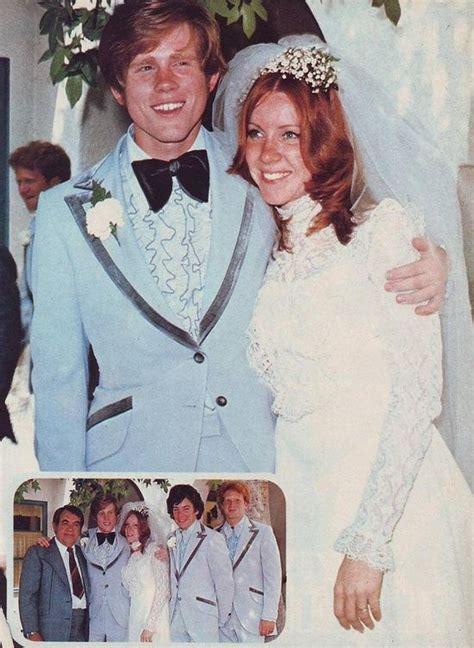 Ron Howard and his high school sweetheart Cheryl Allen