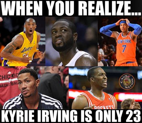 Kyrie Irving Memes - nba memes on twitter