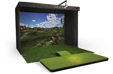 Room Design Simulator golf simulators from trugolf