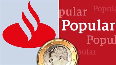 banco popular investor banco popular investors launch us proceedings bank