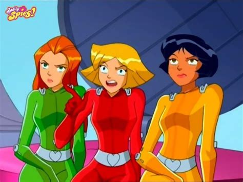 totally spies totally spies totally spies photo 20508010 fanpop