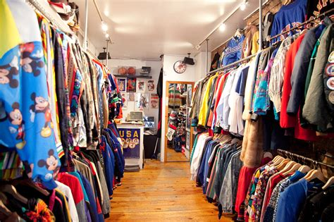 shop the best vintage clothing stores for and