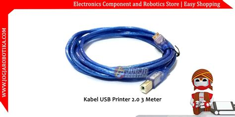 Murah Kabel Usb To Printer 10meter jual kabel usb printer 2 0 3 meter