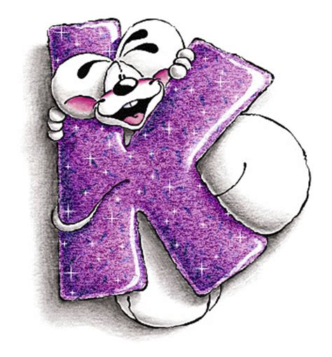 immagini lettere lettera glitter diddl www diddlmania