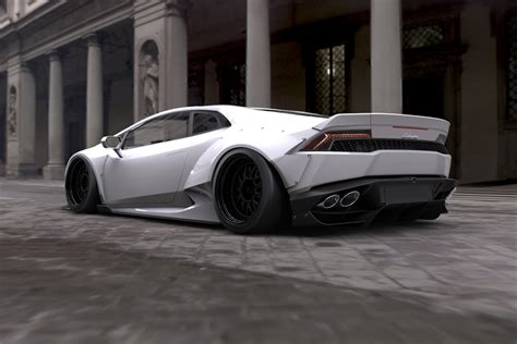 Lamborghini Kits Lb Works Lamborghini Huracan Kit Liberty Walk