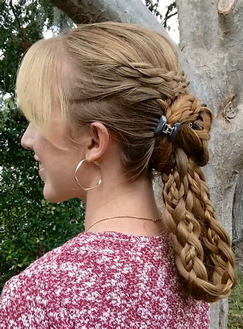 victorian hairstyles braids braids hairstyles for super long hair 2016 victorian updo