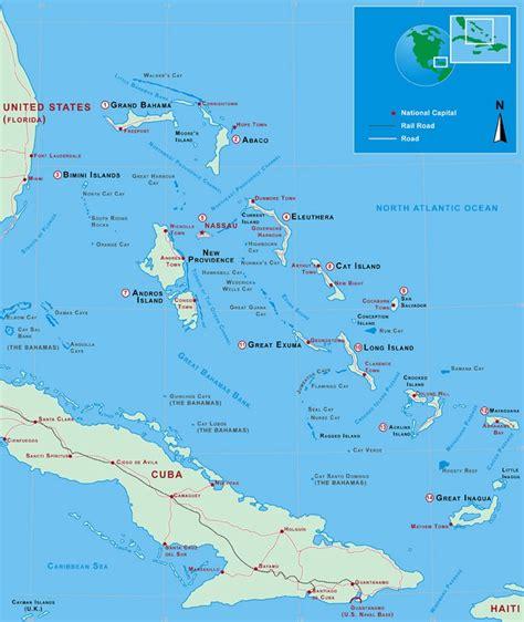 map of the islands and florida map of bahamas cuba south eastern florida coastline