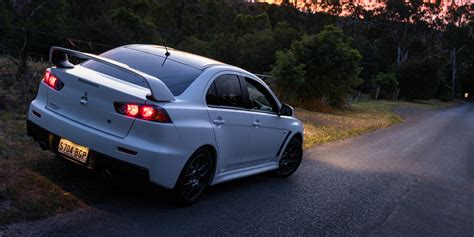 mitsubishi lancer evo 5 2016 mitsubishi lancer evolution x review final edition