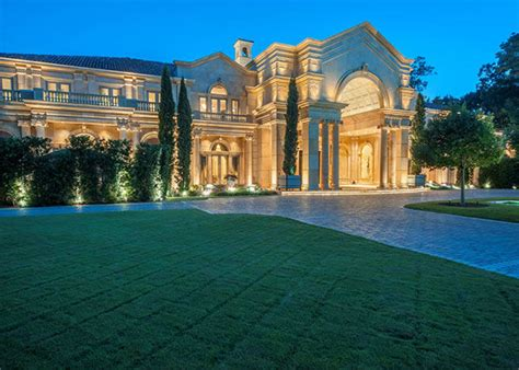 luxury houston texas mansion for sale by absolute auction check out houston s most expensive home on the market