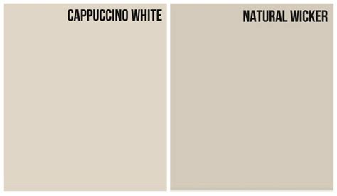 light paint colors 4 light paint color with cooler grey undertone cappuccino white