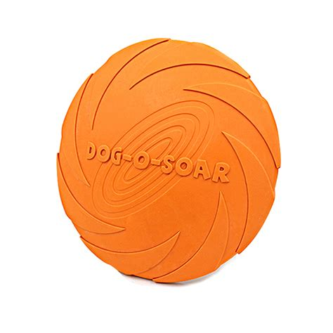 Pet Flying Disc silicone pet frisbee flying disc for outdoor large