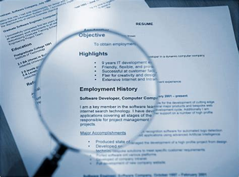 how to fill the gaps in your resume boston