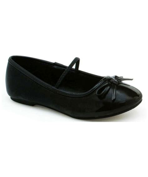 flat ballet shoes black ballet flat costume shoes