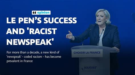 libro national 5 french success le pen s success and newspeak