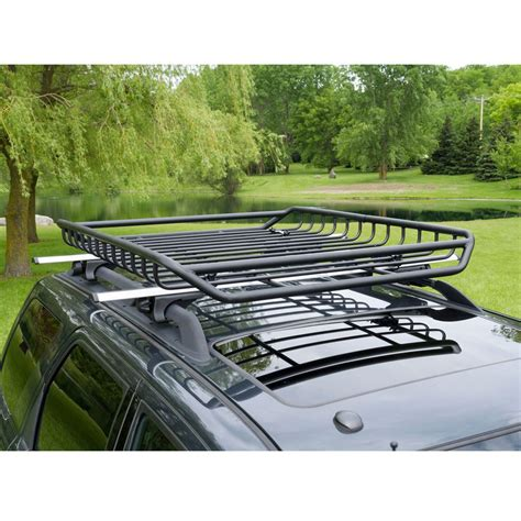Roof Cargo Racks by Low Profile Roof Rack Basket Rb 1512 Cargo Baskets Discount Rs