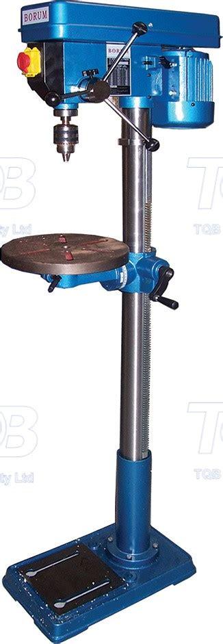 pedestal drill tqb brands pty ltd pedestal drill 16speed 3 4hp drilling