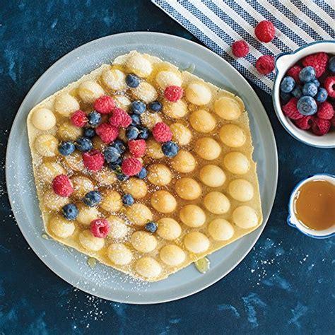 Cetakan Egg Waffle Egg Waffle Pan nordic ware 01890 egg waffle pan import it all