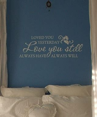 bedroom wall quotes pinterest love this wall decal would be great in my bedroom