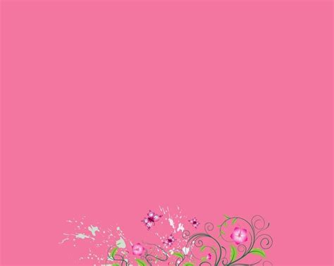 girly powerpoint templates pink background for powerpoint presentation
