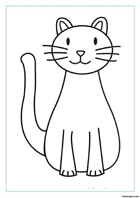 scary cats coloring pages scary cat coloring page c coloring home