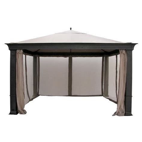 gazebo canopy replacement garden winds replacement canopy for tiverton series 3