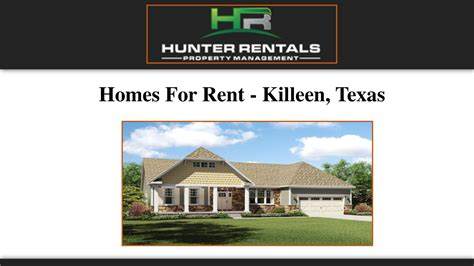 homes for rent killeen authorstream