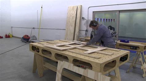 building  paulk workbench part   pattern  rout