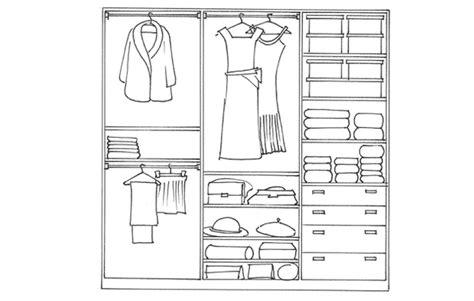 organizzare armadio come organizzare la cabina armadio per e per lui