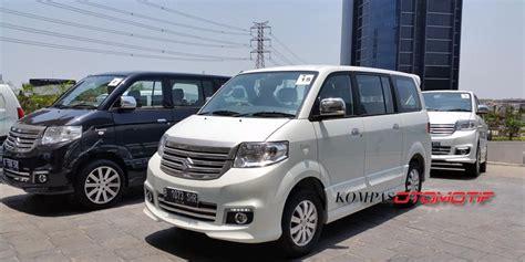 Apv Luxury by Jajal Jalan Mundur Suzuki New Apv Luxury Kompas